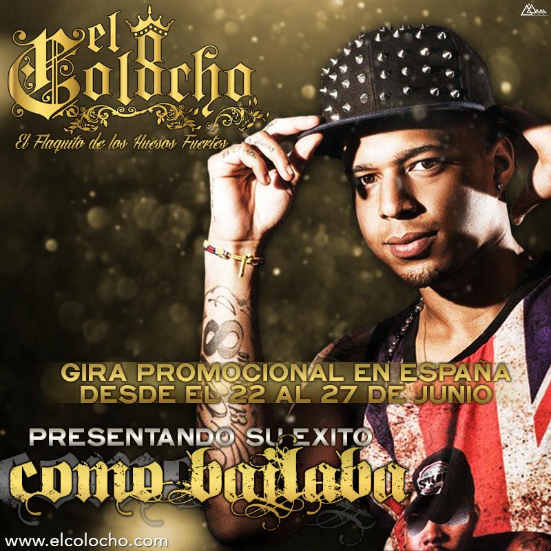 ColochoGiraEspaña