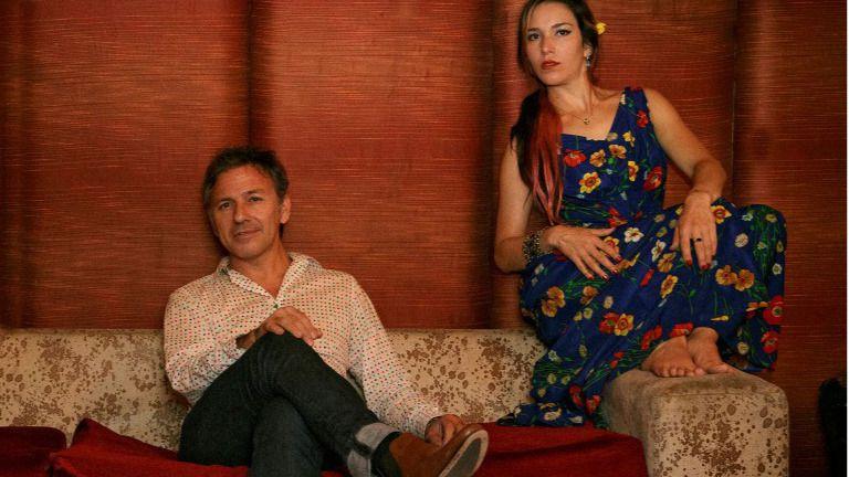 ZAIRA FRANCO Y DANIEL