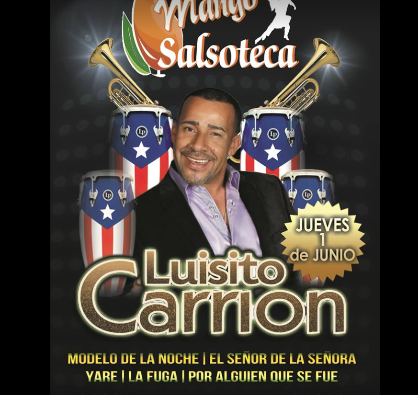 6.LUISITO CARRION