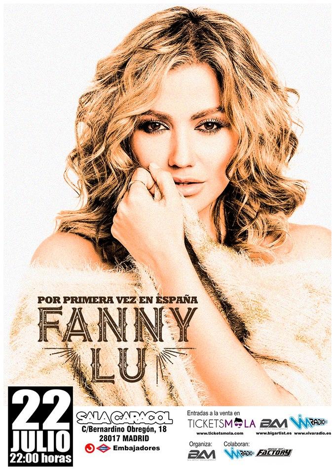 4.FANNY LU