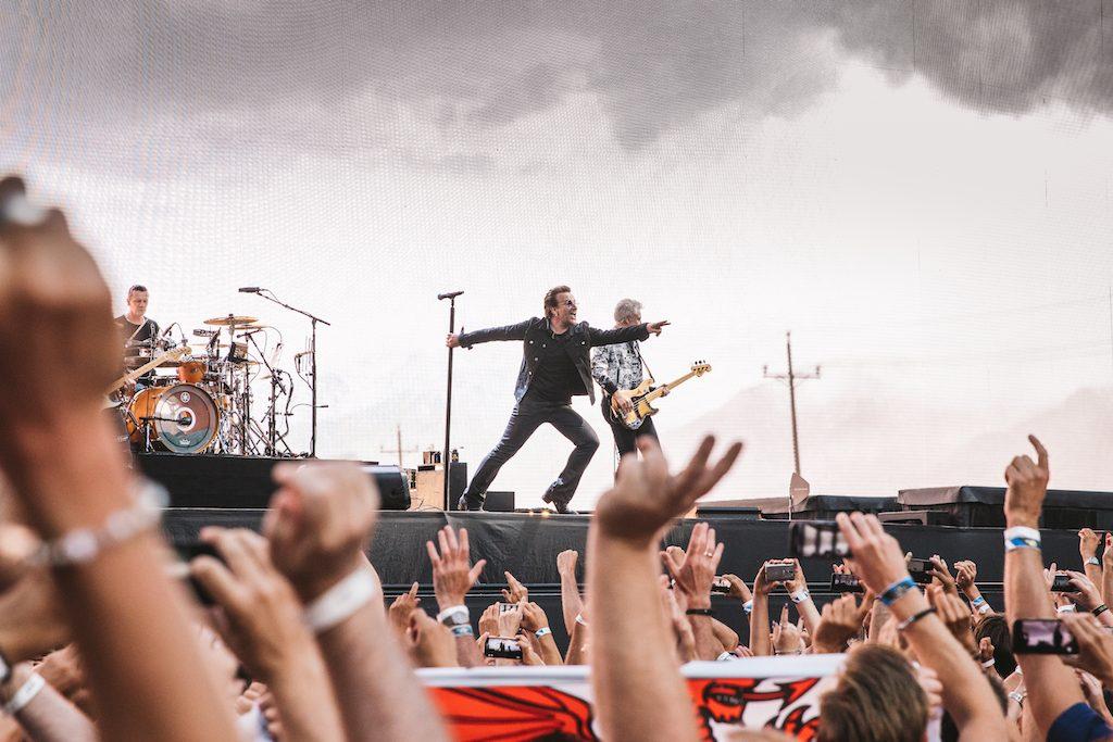 U2 Twickenham