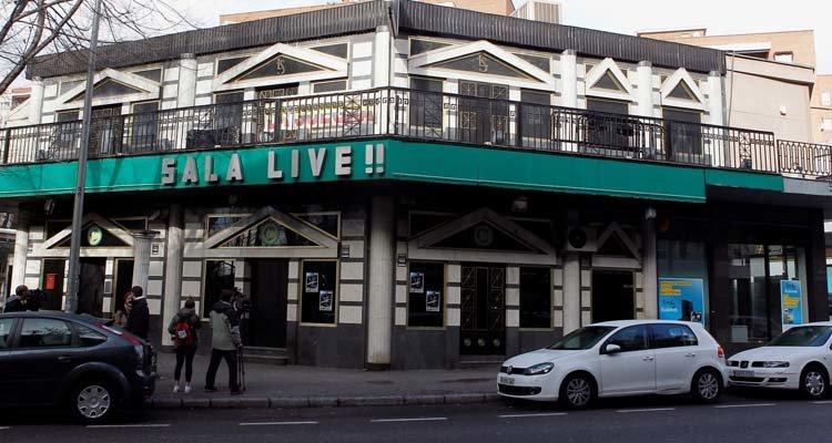 Desplome de falso techo de discoteca en Carabanchel provoca 26 heridos leves