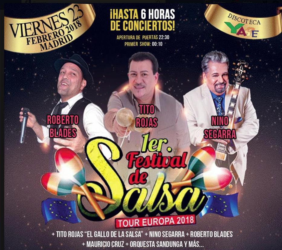 4.FESTIVAL SALSERO