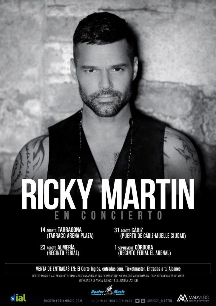 1.RICKY MARTIN